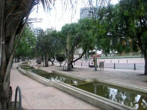 Environmental Axis, Jiménez de Quesada Avenue, Bogotá
