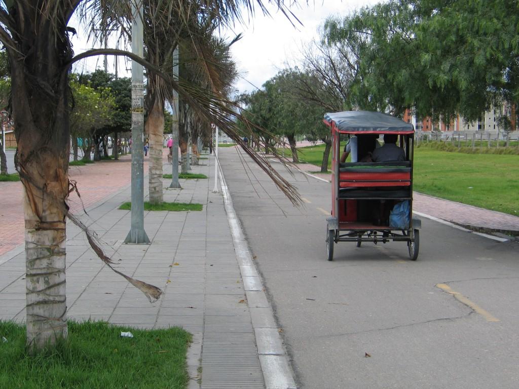 Alameda del Porvenir (Photo courtesy of Rene Davids)