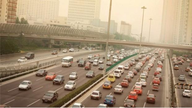 Beijing TrafficRS