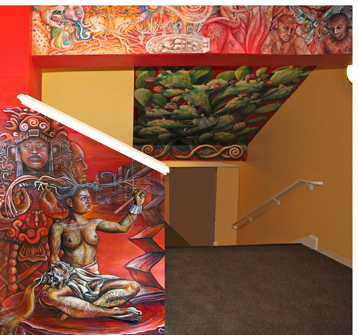 11. Full Installation Centro Chicano