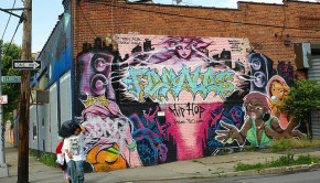 hunts point graff
