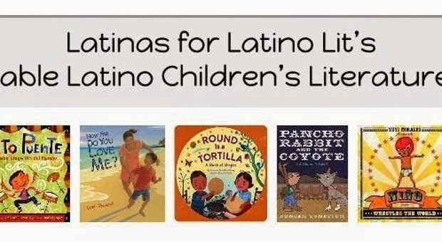Remarkable Latino Children's Literature 2013Crop2